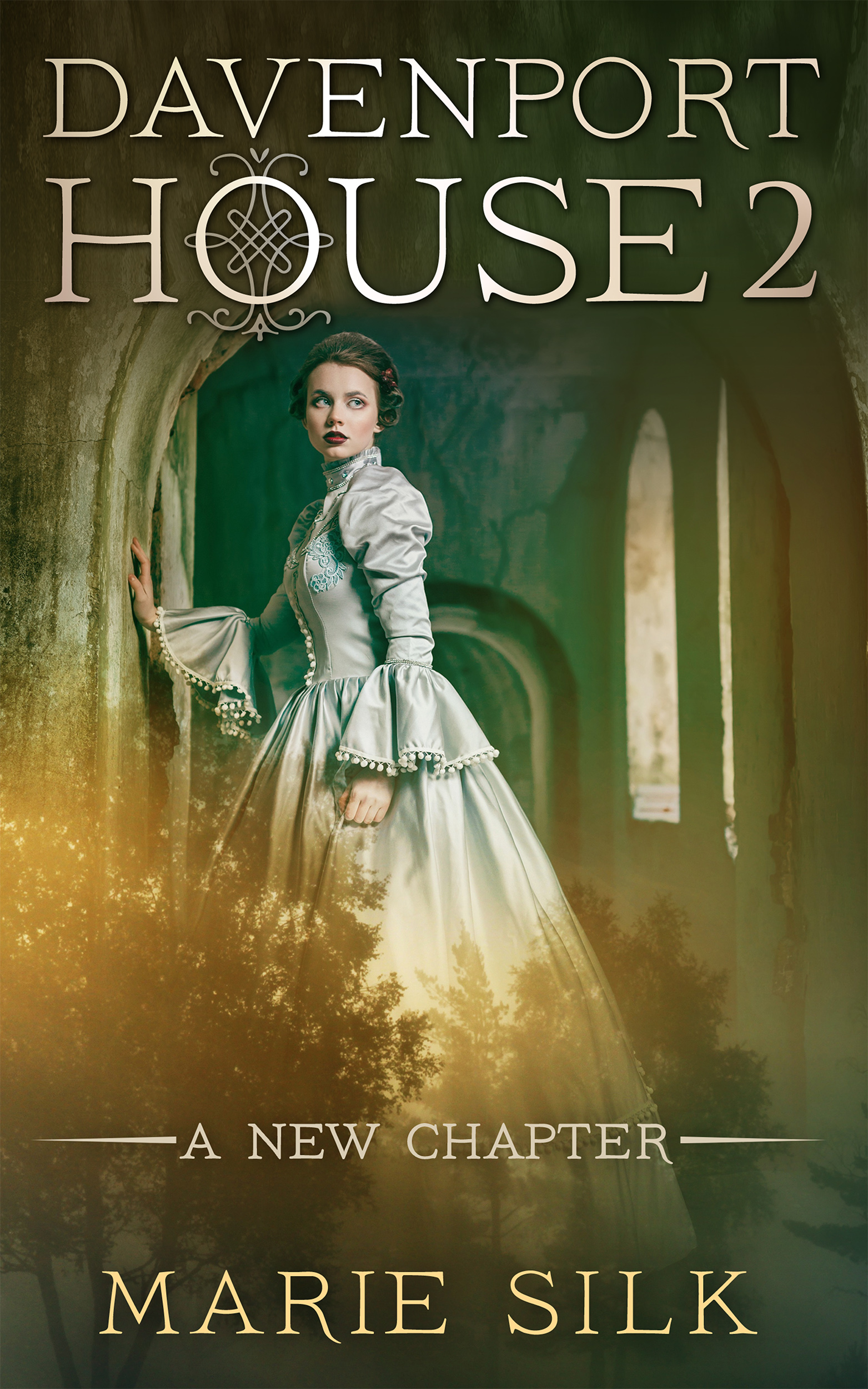 Davenport House 2 - Ebook Small