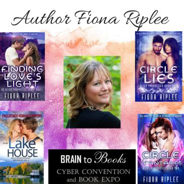 Author Fiona Riplee