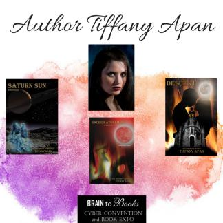 Author Tiffany Apan