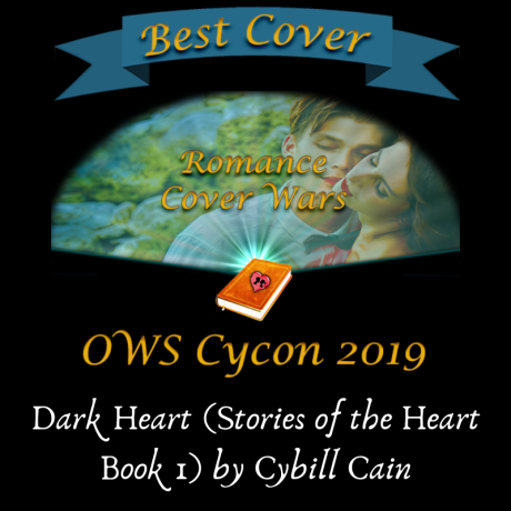 Dark Heart (Stories of the Heart Book 1) by Cybill Cain.png